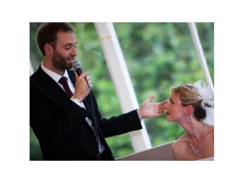 Bride Groom Speeches